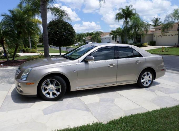 2006 cadillac sts for sale in fort myers florida classified. Black Bedroom Furniture Sets. Home Design Ideas