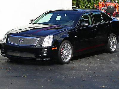 2006 cadillac sts v supercharged very clean w custom. Black Bedroom Furniture Sets. Home Design Ideas