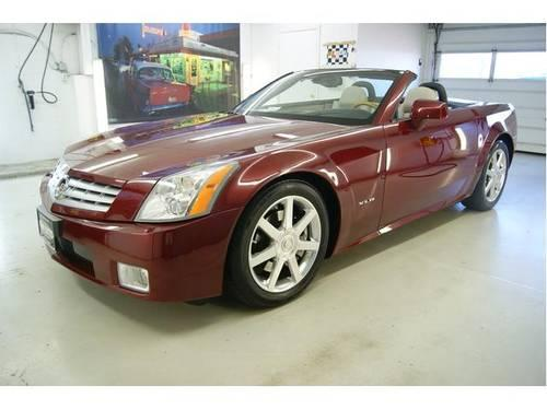 2006 Cadillac Xlr Convertible 2dr Convertible For Sale In