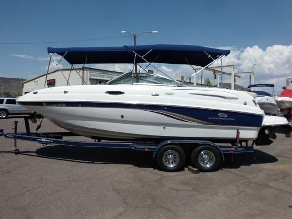 2006 Chaparral 236 Sunesta Deckboat For Sale In Phoenix