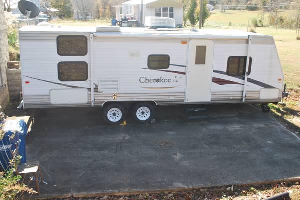 2006 Cherokee Lite Camper - $8000
