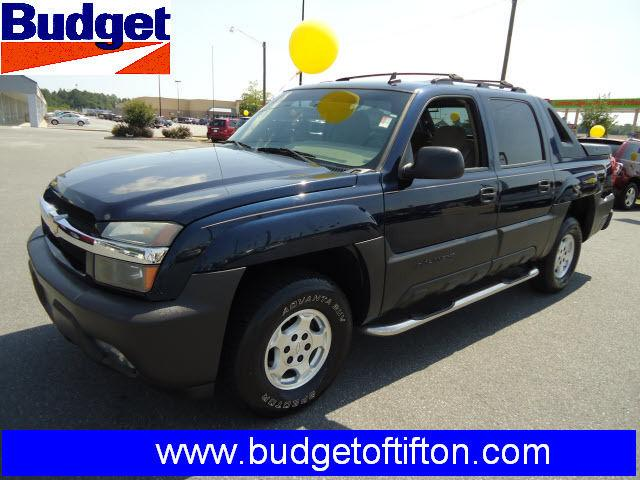 2006 chevrolet avalanche 1500 ls for sale in tifton. Black Bedroom Furniture Sets. Home Design Ideas