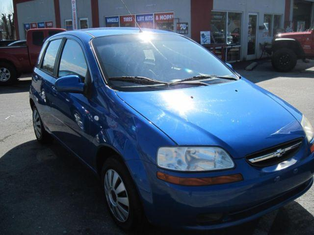 2006 chevrolet aveo for sale in mcminnville tennessee classified. Black Bedroom Furniture Sets. Home Design Ideas