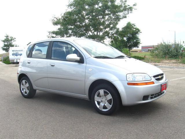 2006 chevrolet aveo ls for sale in longmont colorado. Black Bedroom Furniture Sets. Home Design Ideas