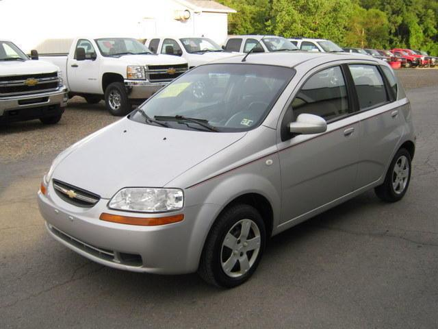 2006 chevrolet aveo ls for sale in new bethlehem. Black Bedroom Furniture Sets. Home Design Ideas
