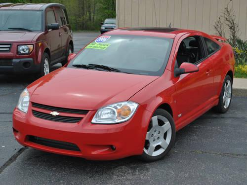 2006 chevrolet cobalt coupe ss for sale in jackson. Black Bedroom Furniture Sets. Home Design Ideas