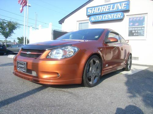 2006 chevrolet cobalt coupe ss supercharged for sale in virginia beach virginia classified. Black Bedroom Furniture Sets. Home Design Ideas