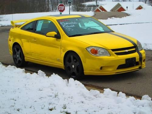2006 Chevrolet Cobalt Coup SS related infomationspecifications