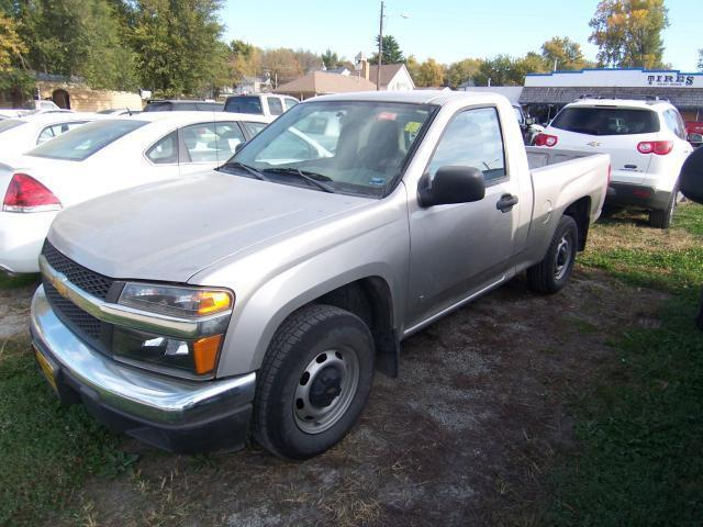 2006 chevrolet colorado for sale in mound city missouri classified. Black Bedroom Furniture Sets. Home Design Ideas