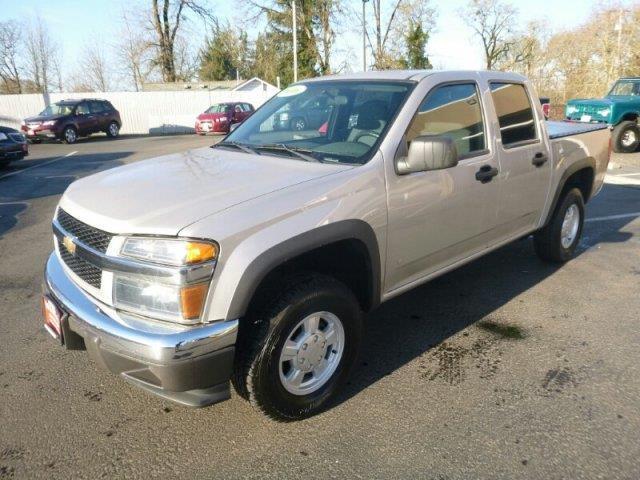 2006 Chevrolet Colorado LT LT 4dr Crew Cab 4WD SB