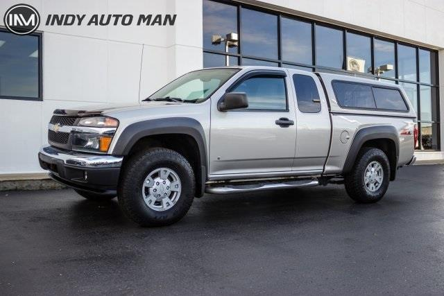 2006 chevrolet colorado lt lt 4dr extended cab sb for sale in indianapolis indiana classified. Black Bedroom Furniture Sets. Home Design Ideas