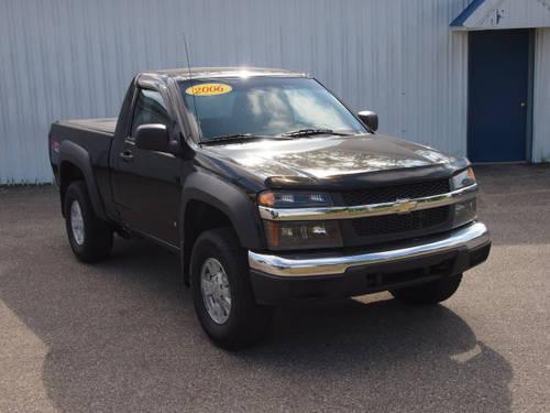 2006 chevrolet colorado pickup truck 4x4 4wd lt for sale in new era michigan classified. Black Bedroom Furniture Sets. Home Design Ideas