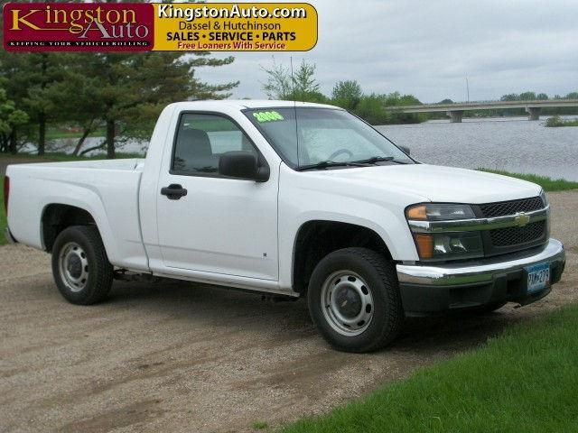 2006 chevrolet colorado for sale in dassel minnesota classified. Black Bedroom Furniture Sets. Home Design Ideas