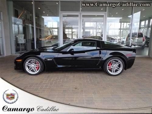 2006 chevrolet corvette 2dr car z06 for sale in cincinnati. Black Bedroom Furniture Sets. Home Design Ideas