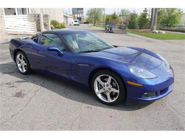 2006 chevrolet corvette for sale in lansing michigan classified. Cars Review. Best American Auto & Cars Review