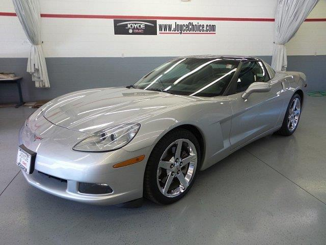 2006 Chevrolet Corvette Base 2dr Coupe