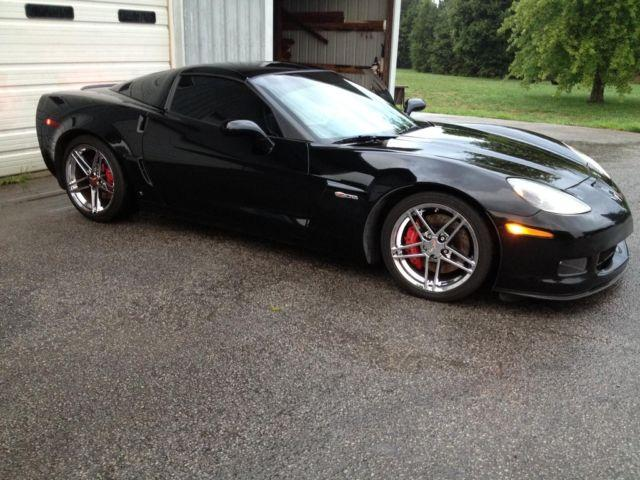 2006 Chevrolet Corvette C6 Z06 Supercharged 700hp For Sale In Maud