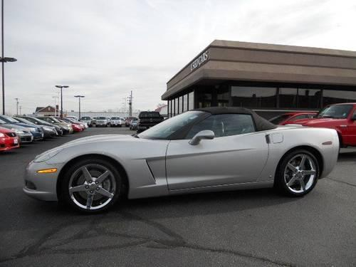 Beau Townsend Ford >> 2006 Chevrolet Corvette Convertible for Sale in Vandalia ...