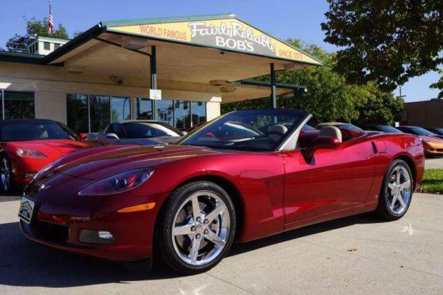 2006 chevrolet corvette convertible for sale in boise idaho classified. Black Bedroom Furniture Sets. Home Design Ideas