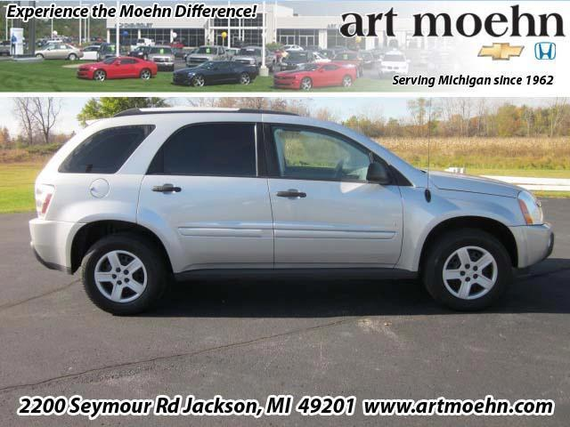 2006 chevrolet equinox ls for sale in jackson michigan classified. Black Bedroom Furniture Sets. Home Design Ideas