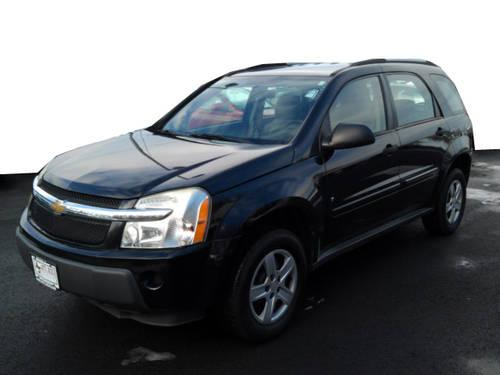 2006 chevrolet equinox ls for sale in middlebury. Black Bedroom Furniture Sets. Home Design Ideas