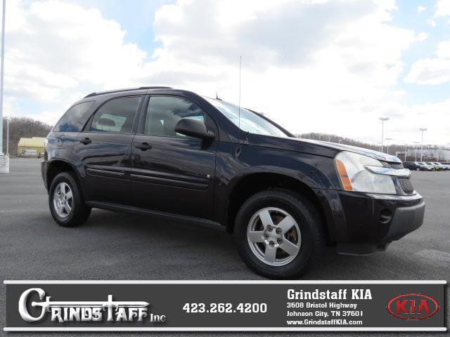 2006 chevrolet equinox ls awd ls 4dr suv for sale in johnson city tennessee classified. Black Bedroom Furniture Sets. Home Design Ideas