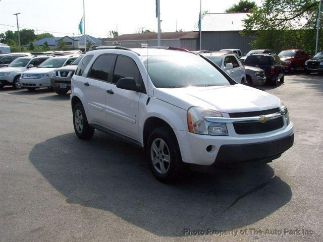 2006 chevrolet equinox ls for sale in rochester indiana classified. Black Bedroom Furniture Sets. Home Design Ideas