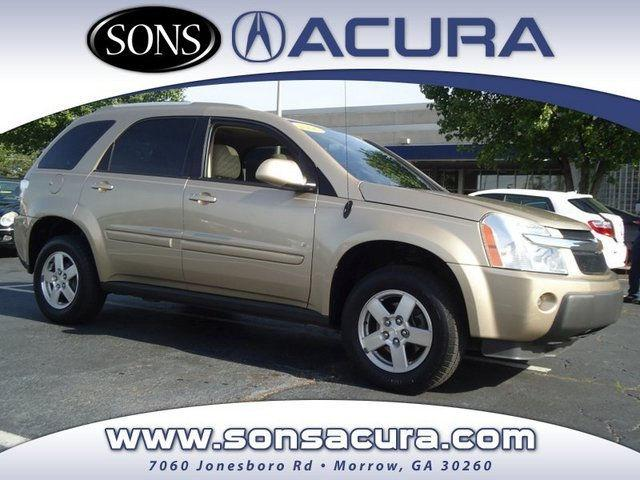 2006 chevrolet equinox lt for sale in morrow georgia classified. Black Bedroom Furniture Sets. Home Design Ideas