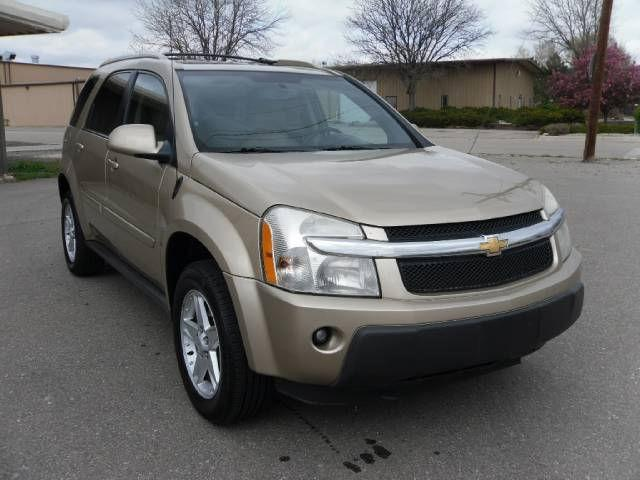 2006 chevrolet equinox lt for sale in berthoud colorado. Black Bedroom Furniture Sets. Home Design Ideas