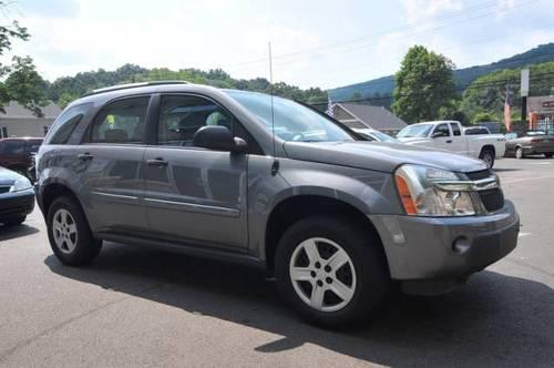 2006 chevrolet equinox suv ls for sale in naugatuck. Black Bedroom Furniture Sets. Home Design Ideas
