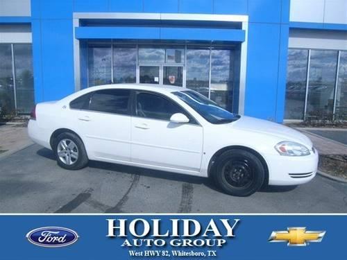 Holiday Chevrolet Whitesboro Texas >> 2006 Chevrolet Impala 4dr Car LS for Sale in Whitesboro ...