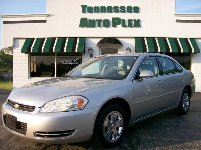 2006 chevrolet impala lt for sale in ashland city. Black Bedroom Furniture Sets. Home Design Ideas
