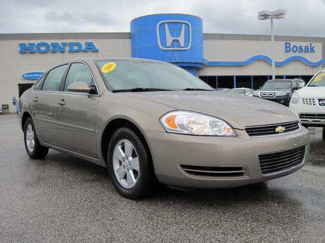 2006 Chevrolet Impala Lt For Sale In Michigan City Indiana Classified