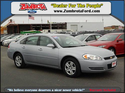 2006 chevrolet impala sedan 4 door 4dr sdn ss for sale in rochester minnesota classified. Black Bedroom Furniture Sets. Home Design Ideas