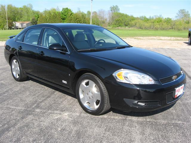 2006 chevrolet impala ss for sale in two rivers wisconsin classified. Black Bedroom Furniture Sets. Home Design Ideas