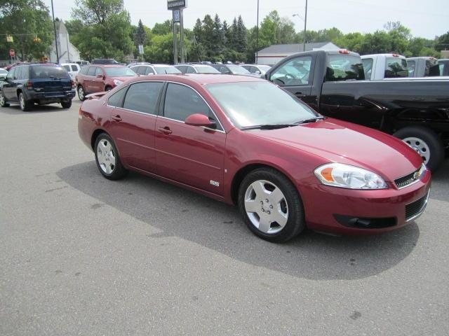 2006 chevrolet impala ss for sale in standish michigan. Black Bedroom Furniture Sets. Home Design Ideas