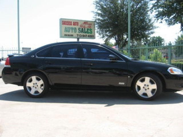 2006 chevrolet impala ss for sale in houston texas. Black Bedroom Furniture Sets. Home Design Ideas