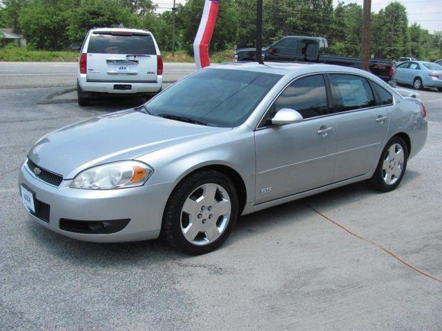 2006 chevrolet impala ss for sale in macon georgia classified. Black Bedroom Furniture Sets. Home Design Ideas