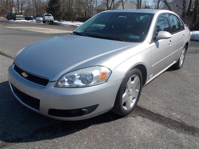 2006 chevrolet impala ss for sale in aura new jersey. Black Bedroom Furniture Sets. Home Design Ideas