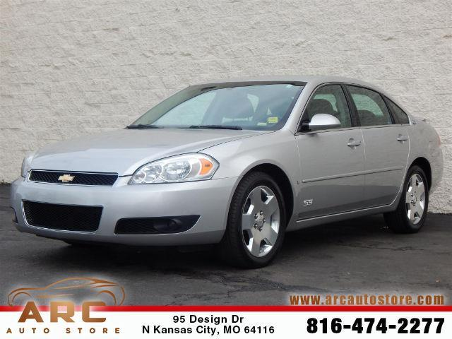 2006 chevrolet impala ss ss 4dr sedan for sale in kansas city missouri classified. Black Bedroom Furniture Sets. Home Design Ideas