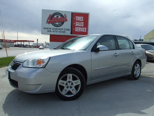 2006 chevrolet malibu lt for sale in vinton iowa classified. Black Bedroom Furniture Sets. Home Design Ideas