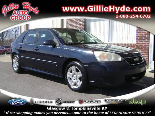 Gillie Hyde Glasgow Ky >> 2006 Chevrolet Malibu Maxx Hatchback for Sale in Dry Fork ...