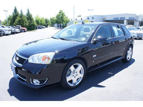 2006 Chevrolet Malibu Maxx Hatchback Ss For Sale In