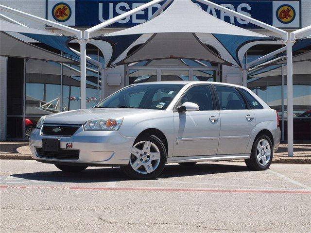 2006 chevrolet malibu maxx lt for sale in fort worth. Black Bedroom Furniture Sets. Home Design Ideas