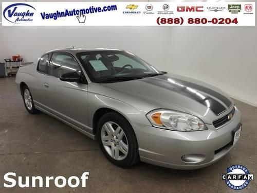 2006 chevrolet monte carlo 2d coupe ltz for sale in bladensburg iowa classified. Black Bedroom Furniture Sets. Home Design Ideas