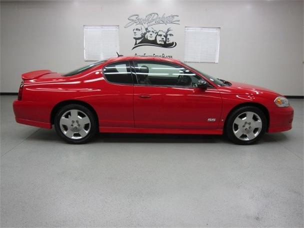 2006 chevrolet monte carlo for sale in sioux falls south dakota classified. Black Bedroom Furniture Sets. Home Design Ideas