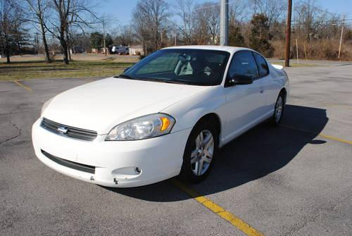 2006 chevrolet monte carlo lt 3 9l for sale in. Black Bedroom Furniture Sets. Home Design Ideas