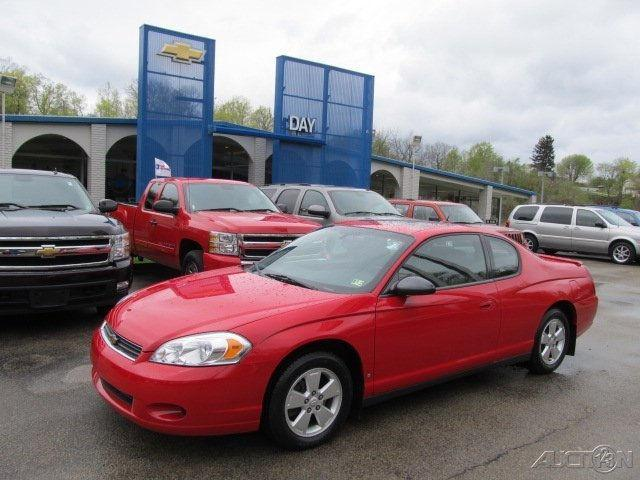 2006 chevrolet monte carlo lt for sale in uniontown. Black Bedroom Furniture Sets. Home Design Ideas