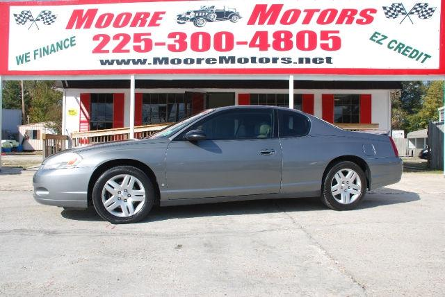 2006 chevrolet monte carlo lt for sale in baton rouge. Black Bedroom Furniture Sets. Home Design Ideas