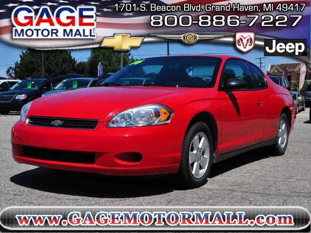 2006 chevrolet monte carlo lt for sale in grand haven. Black Bedroom Furniture Sets. Home Design Ideas